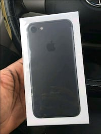 black iPhone 7 with box Fremont, 94536