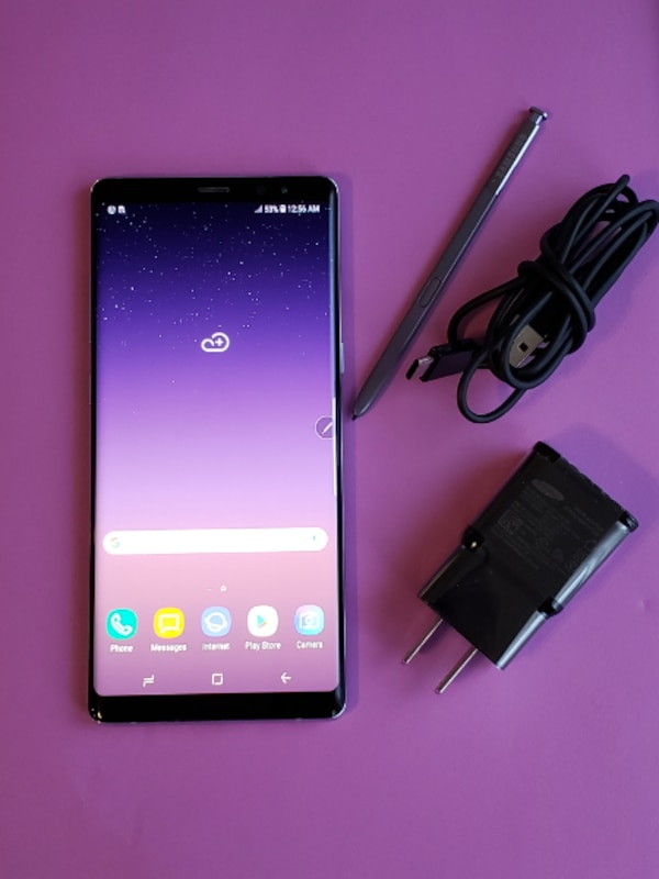 Samsung Note 8 Phone Unlocked T-Mobile MetroPCS Sprint Boost AT&T CricKET