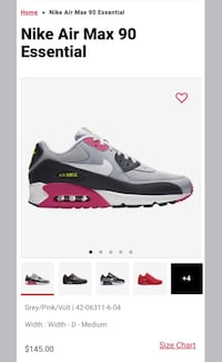 New Nike air max women size 7.5