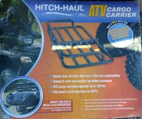 Hitch haul carries 150 lbs New in box Woodstock, 22664