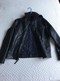 CK leather jacket size small Westminster, 92683