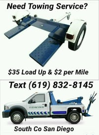 Tow Service Towing, Automotive Diag, Testing, &