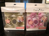 Baby and sister headbands and baby socks   0-12 months  Houston, 77075