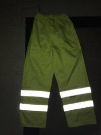Rain Pants. High Visibility. BRAND NEW. Large. $20 Or Best Offer