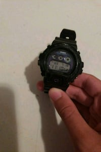 black Casio G-Shock digital watch Miami, 33135