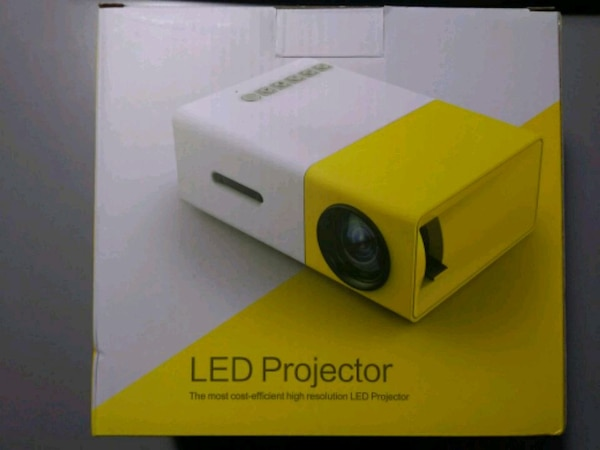 BNIB LED Projector