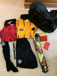Soccer Referee Kit Fairfax