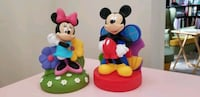 Mickey and Minnie Mouse Piggy Banks Laurel, 20707