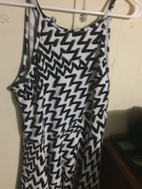 White and black dress  Sioux Falls, 57105