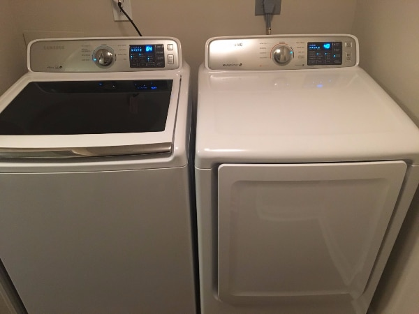 Best Front Load Washer And Dryer 2020.Samsung Top Load Washer And Front Load Electric Dryer