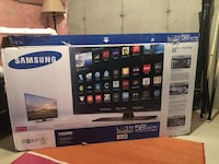 "Samsung 58"" Smart TV Milton, L9T"