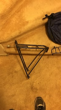 2 rear carriers for bikes  Coquitlam, V3K 3G3