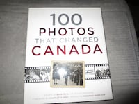 100 Photos That Changed Canada Hardcover Book
