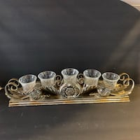 Antique Gold 5 Piece Candle Set  Bryans Road, 20616