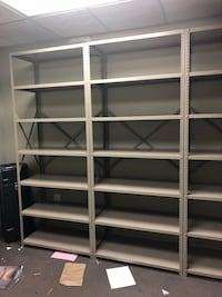 Free metal shelves Alexandria, 22314