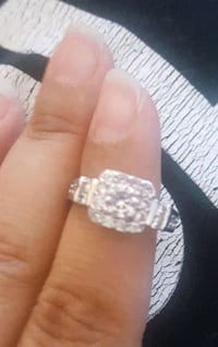 Size 7 ring Sierra Vista, 85635