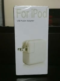 For iPod USB power adapter box Mississauga