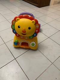 Lion  walk and ride toy