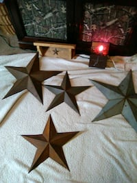 America stars and decor 15 for all Columbia, 17512
