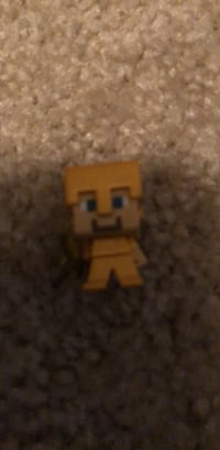 Minecraft Mini Fig (RARE) Sterling Heights, 48311