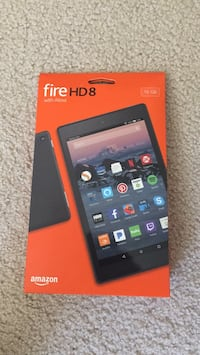 Amazon fire HD Tablet(Brand new/unopened) Calabasas, 91302