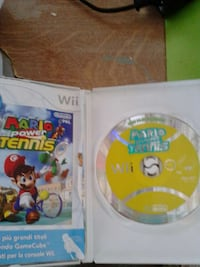 Power Tennis nintendo wii mario Sora, 03039