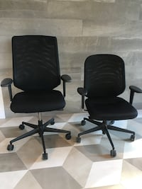 Vitra office chairs - MedaPro and MedaPal SF
