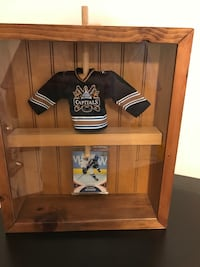 Alex Ovechkin Display case with Card Harpers Ferry, 25425