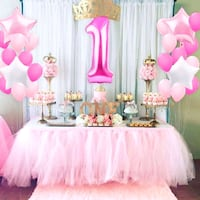 party decor available for all types of events Innisfil