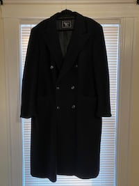 Christian Dior Wool Trench Coat