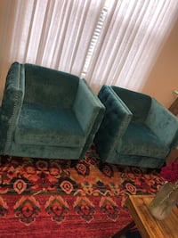Accent chairs (2)  Gaithersburg, 20879