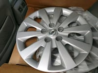 Two Wheel cover Hubcaps 2013-17 Nissan Altima, etc