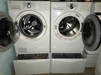 Kenmore front load washer and dryer set 10% off
