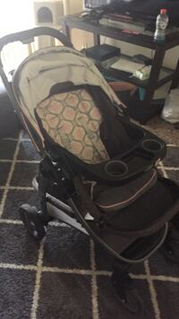 Pink, black & grey stroller  Escondido, 92026