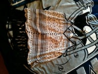 brown and white floral textile El Paso, 79915