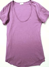 Women's Wilfred Tee - Size XS Red Deer, T4P 4G5