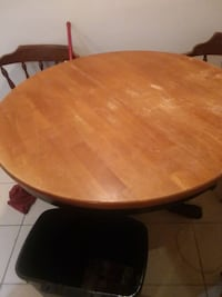 table with three chairs also can fit 6 ppl Woonsocket, 02895