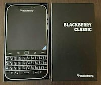 Like New-Unlock-Blackberry classic Toronto, M9B 1B9