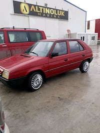 Skoda - Favorit / Forman / Pick-up - 1993 Konya