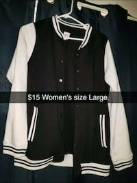 Womens Bomber Sweater Port Alberni, V9Y 6L2