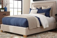 Queen Bed with Mattress  Pembroke Pines, 33026