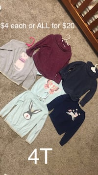 Toddler Girl Clothes  Red Bank, 37415