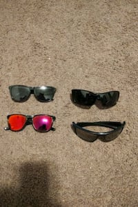 Oakley sunglasses Antix, Frogskins,Trillbe x, Drop points