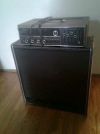 Vintage jvc amp and speaker Calgary, T2A 5H8