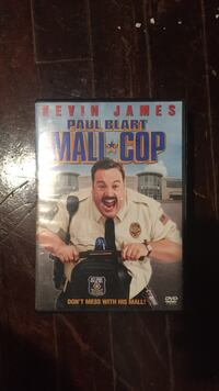 Mall Cop DVD case Clarksville, 37043
