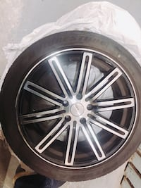 *sport tires and Rims.(Audi) VW & Mercedes also. Lots of tread. 5/112 bolt pattern. Toronto, M4P 1L9