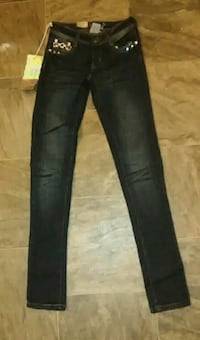 Free Culture Skinny Jeans Size 0
