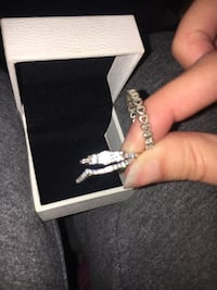 Pandora rings and cleaner