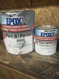 Two part shop floor paint Abbotsford, V4X