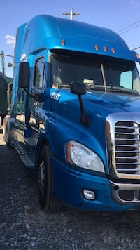 2014 Cascadia  Mission